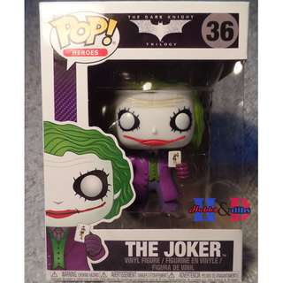 Funko Pop The Joker, Dark Knight Trilogy