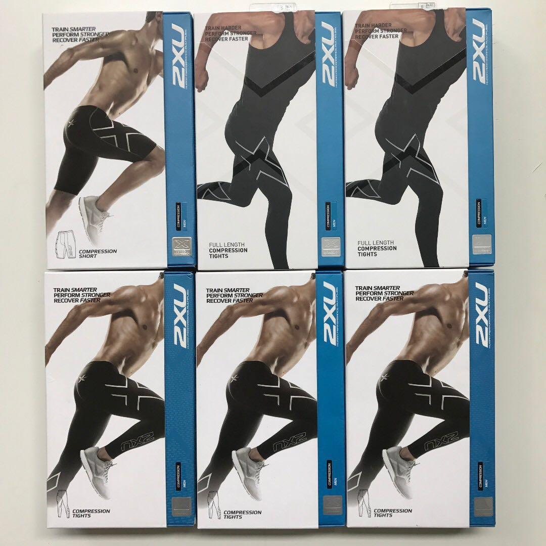 b8b3d07417 2XU MEN COMPRESSION TIGHTS ( YOLO Run Limited Edition ), Sports ...