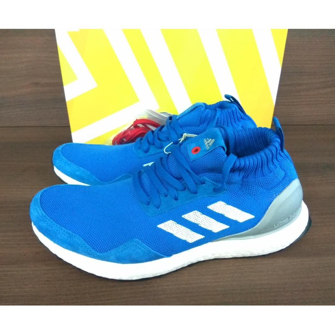 the best attitude e8cdb a96b0 Adidas Consortium Ultra Boost Mid Run Thru Time, Mens Fashion, Footwear,  Sneakers on Carousell
