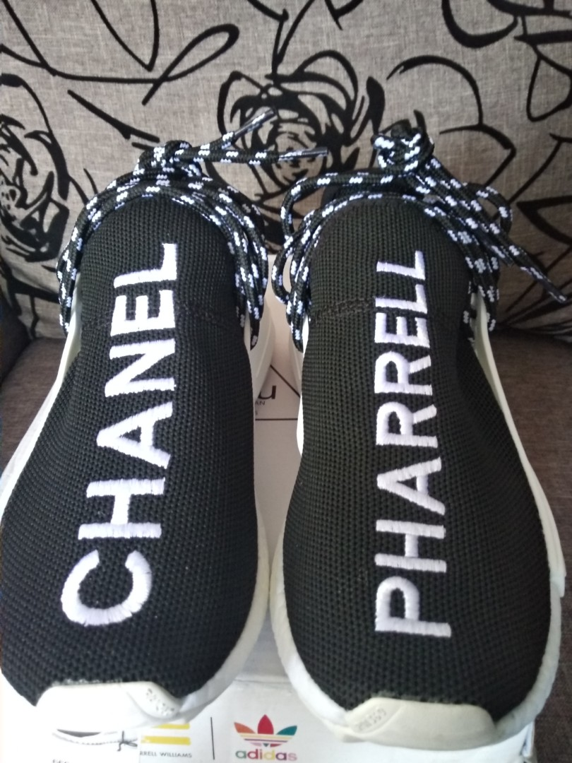 new concept b30db 39270 Adidas NMD x Pharrell Williams x Chanel