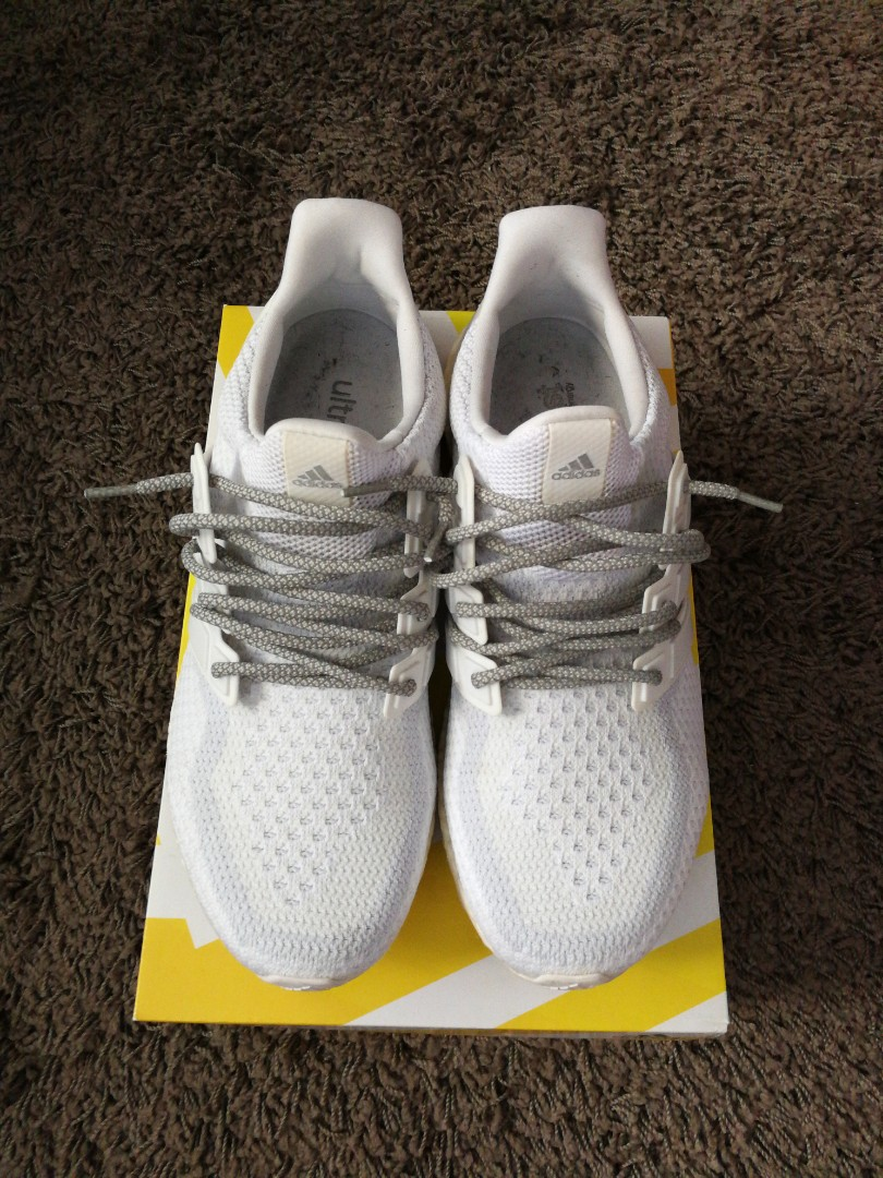 9331f24ce Adidas Ultra Boost Triple White 2.0