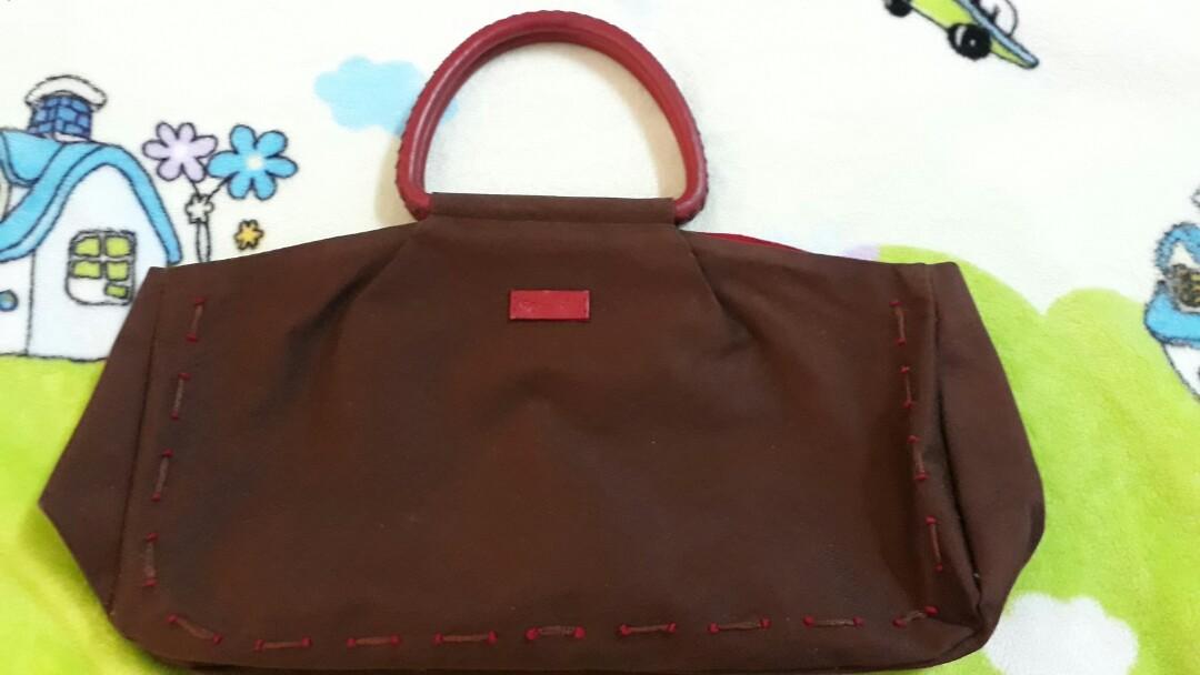 * REPRICED * Agnes b. voyage handbag