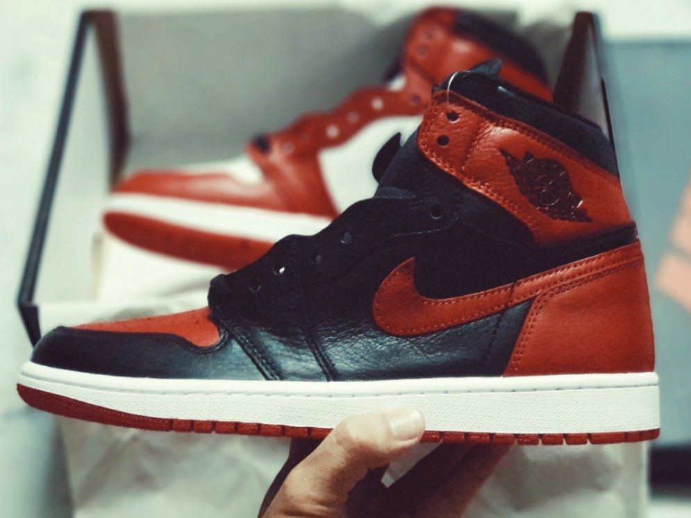 best loved c9ce3 dcc47 Air Jordan 1 Homage To Home