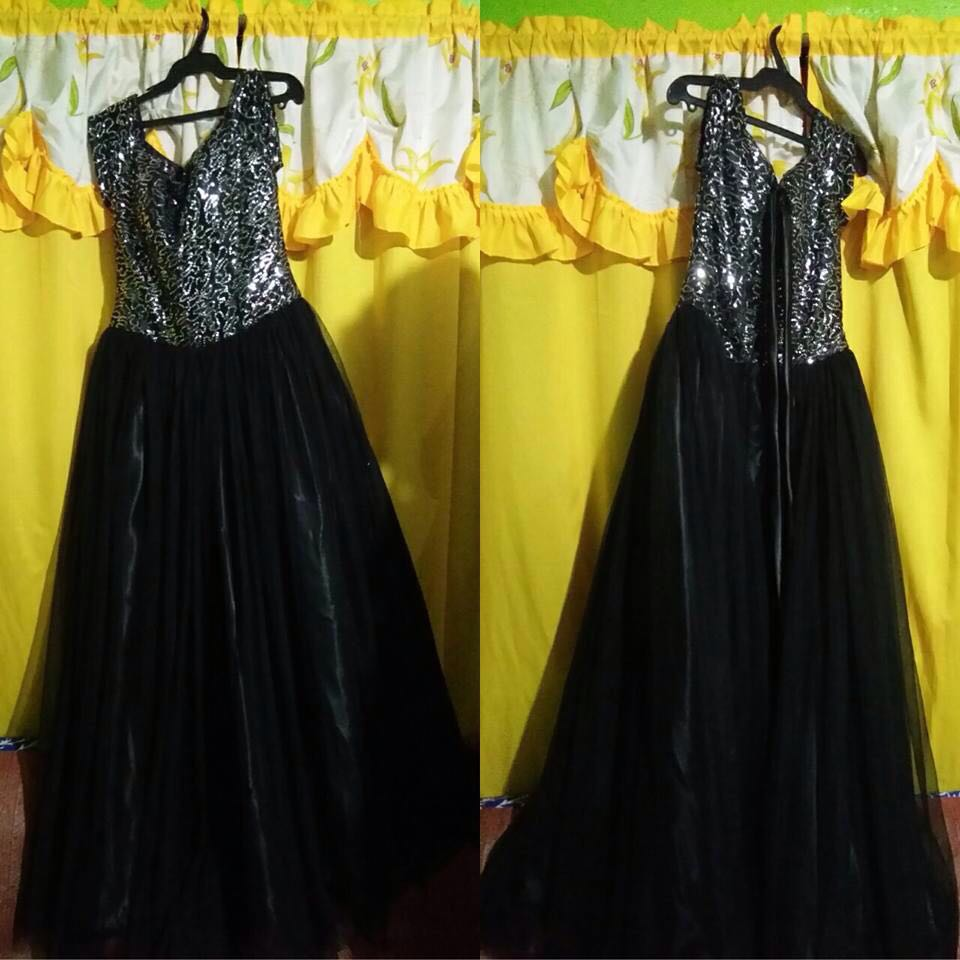 Ball Gowns ONCED USED, Preloved Women\'s Fashion, Clothes on Carousell