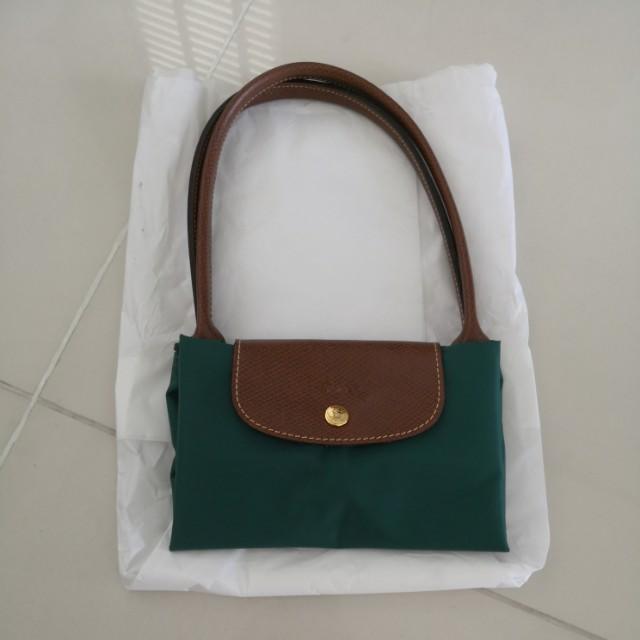 e4fcc2db65 BN Longchamp Le Pliage Tote Bag S, Luxury, Bags & Wallets, Handbags ...