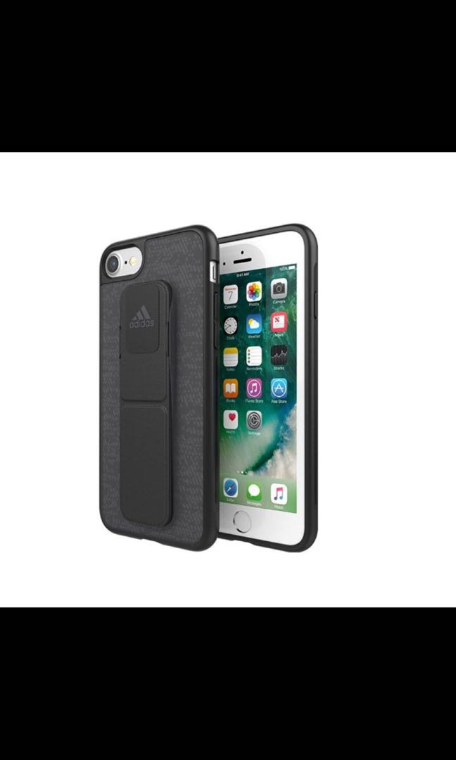 outlet store e249c 6be8e BNIB Adidas Grip Case iphone 7+ / 8+