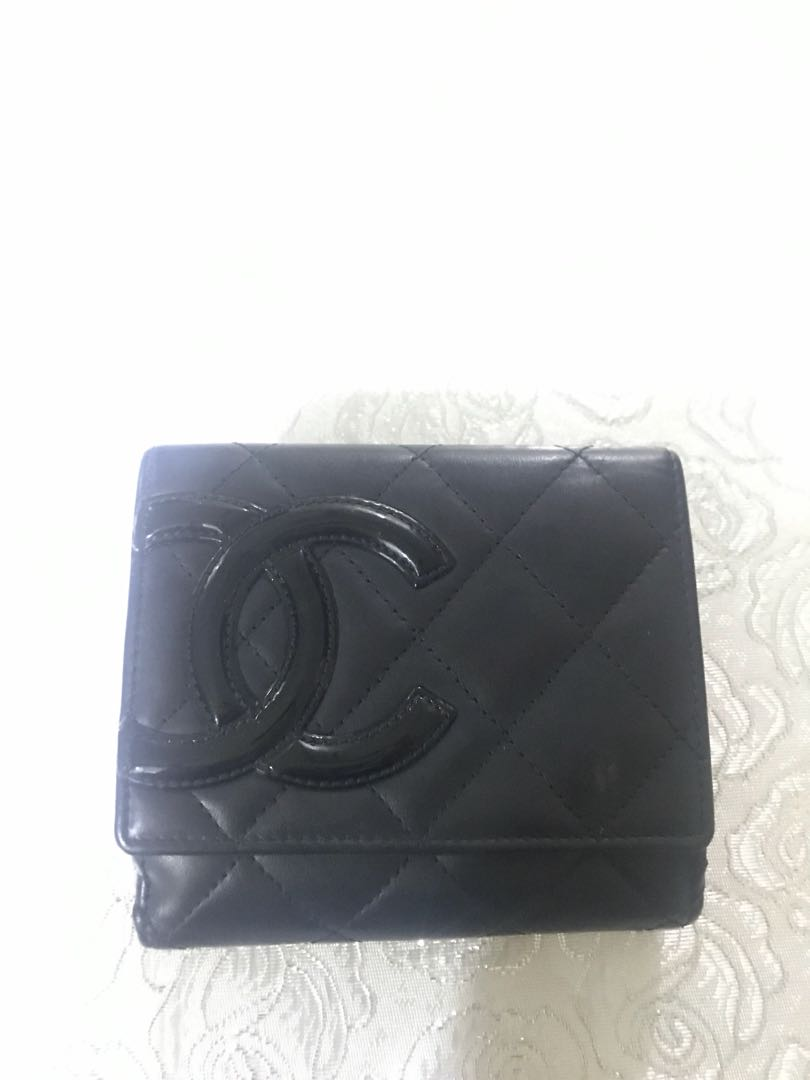 471406f9807a Chanel Wallet, Luxury, Bags & Wallets, Wallets on Carousell