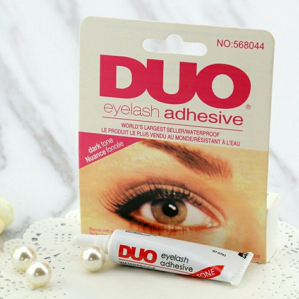 Duo Waterproof Strong Black False Eyelashes Glue Eye Lash Adhesives