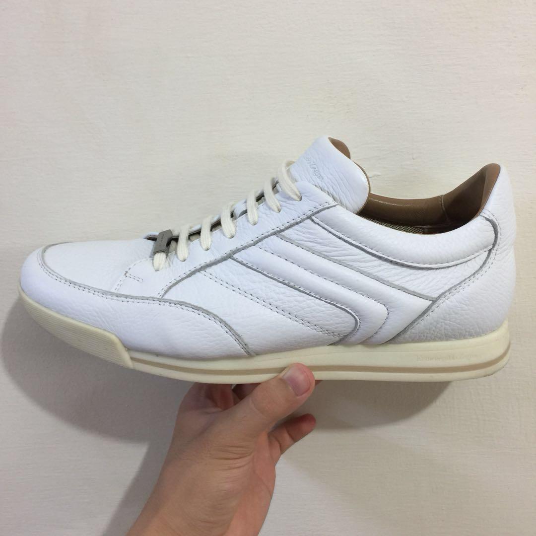 3ebcad8b Ermenegildo Zegna White Sneakers