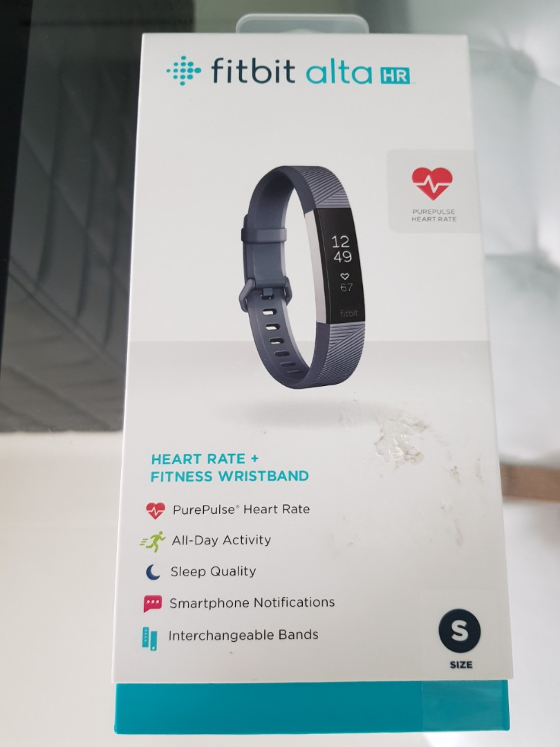 7bc9767c790 Fitbit Alta HR (S), Sports, Braces & Supports on Carousell