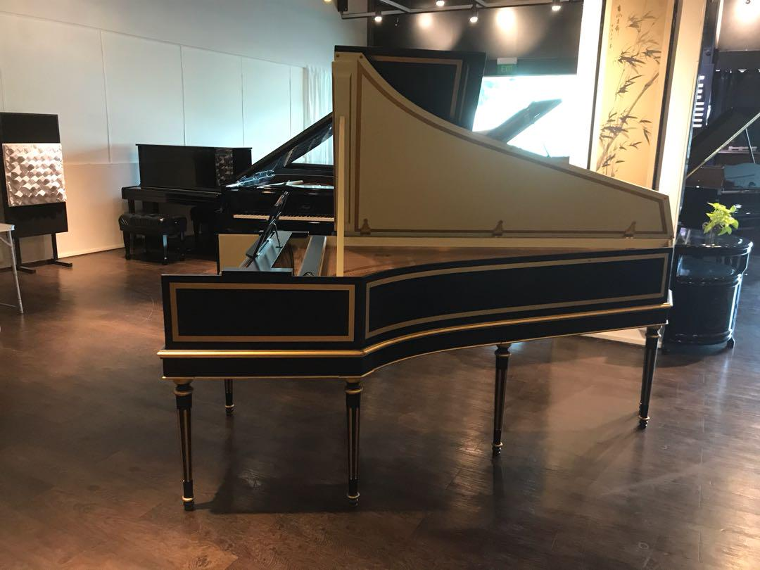 Harpsichord for sale, Music & Media, Music Instruments on