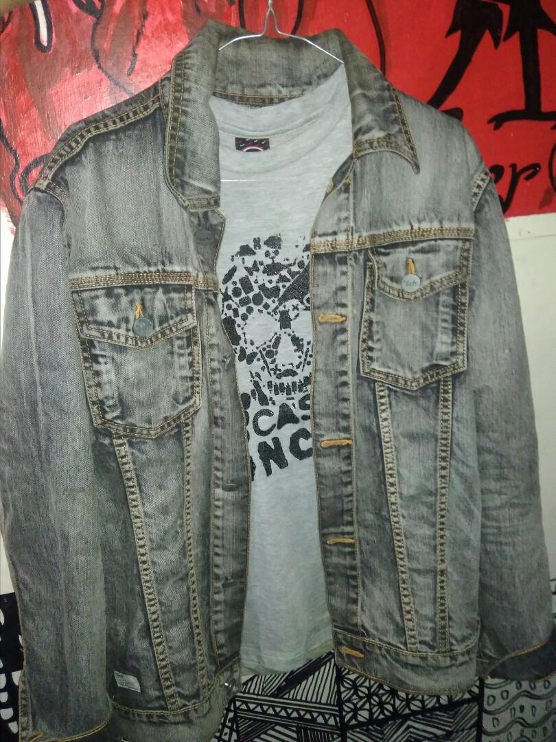 Jaket jeans SCH