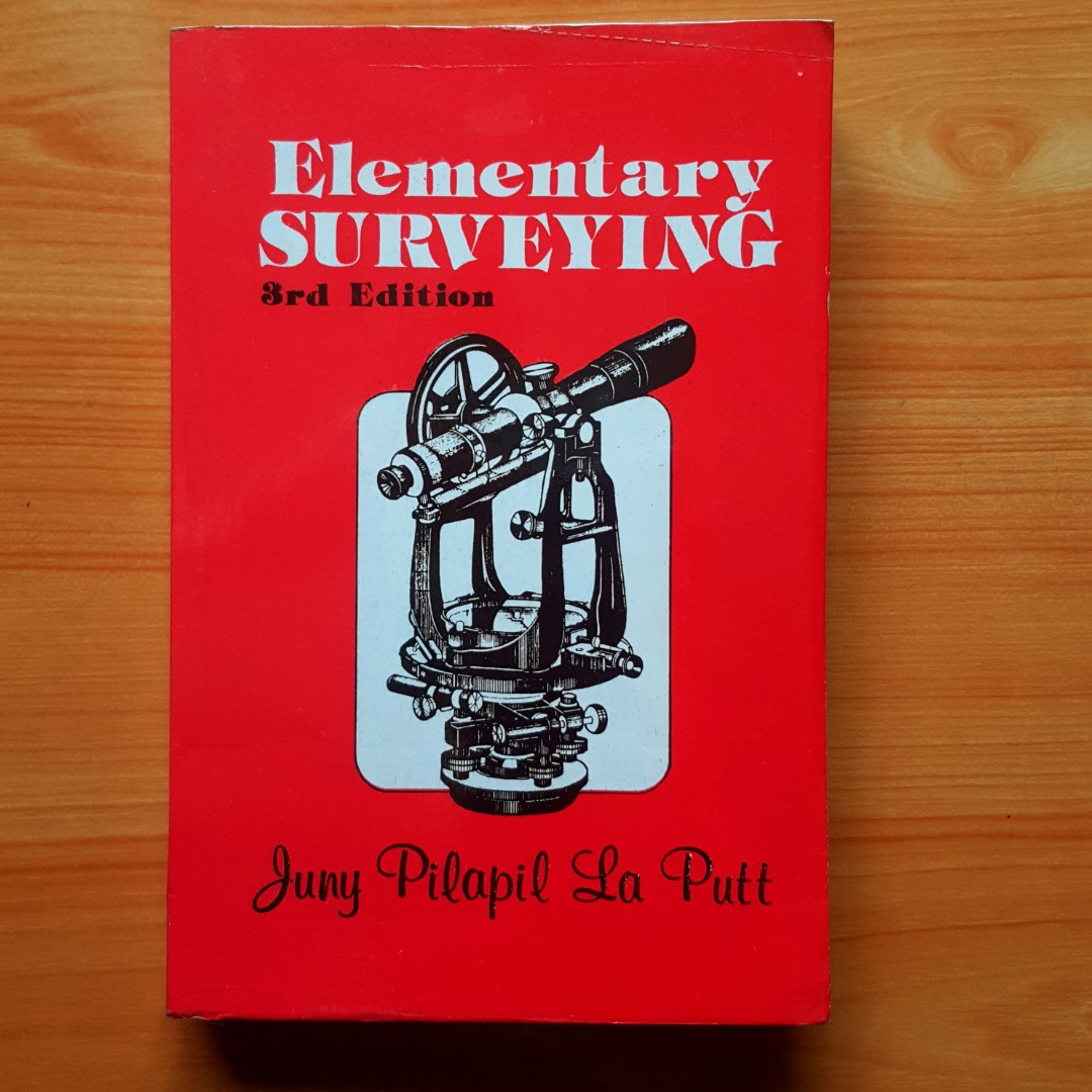 elementary surveying 3rd edition by la putt