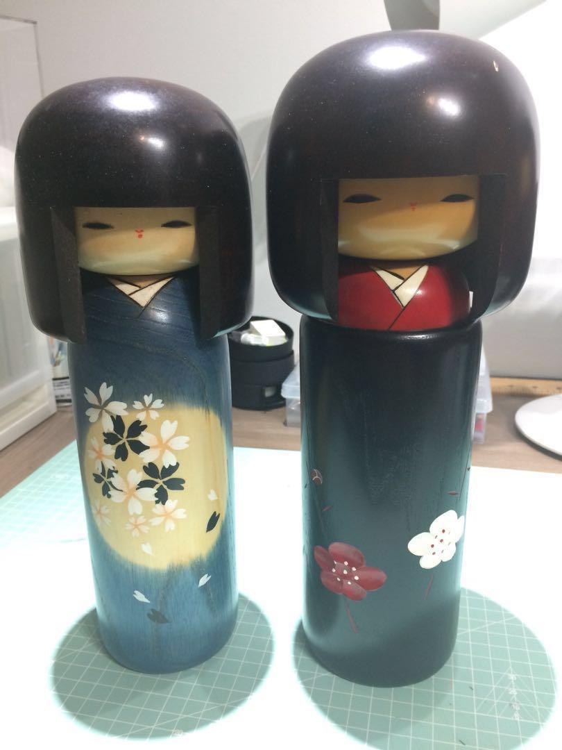 Kokeshi Japanese Doll [Price REDUCED!]
