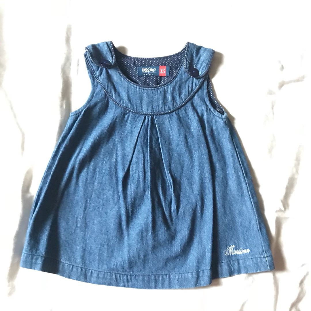 f28bb9e243f5 Mossimo Denim Dress