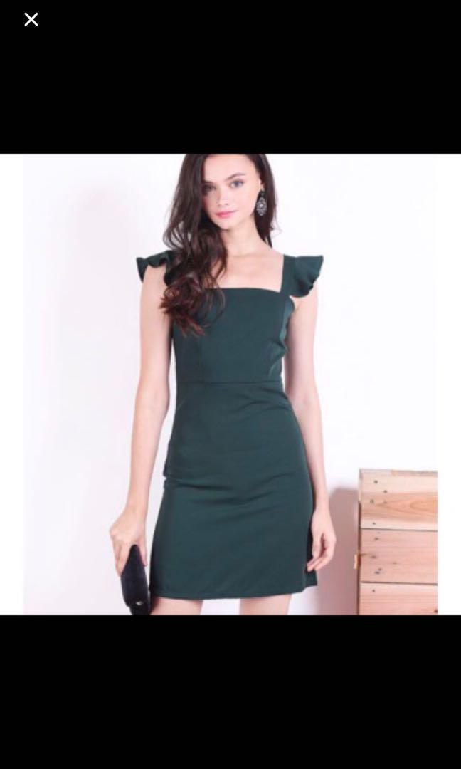 Neonmello Meranda Ruffles Dress