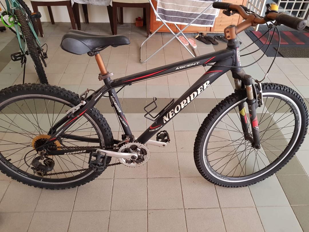 NEORIDER ASCENT mountain bike