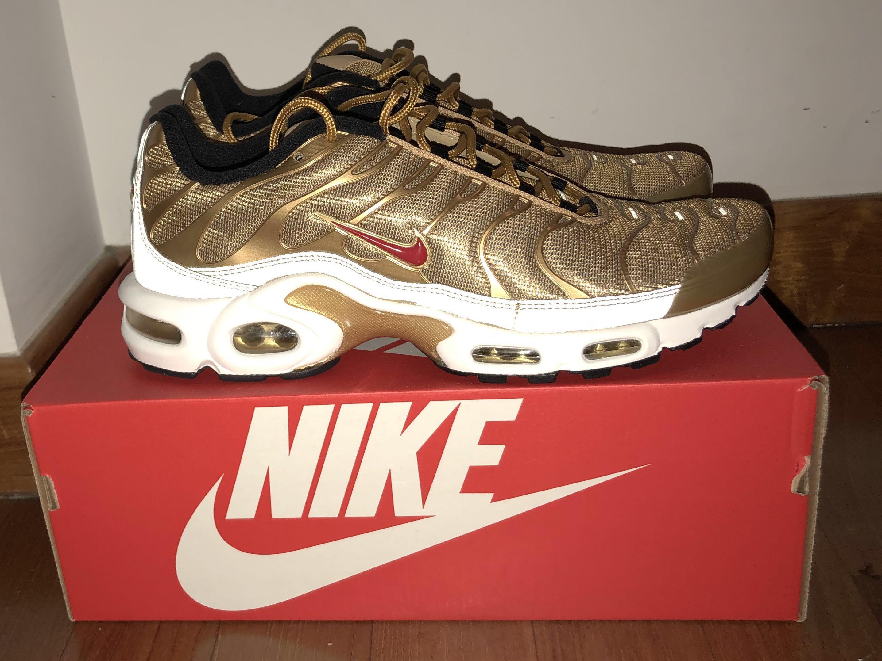 d5843d5d8ed089 Nike Air Max Plus QS Gold