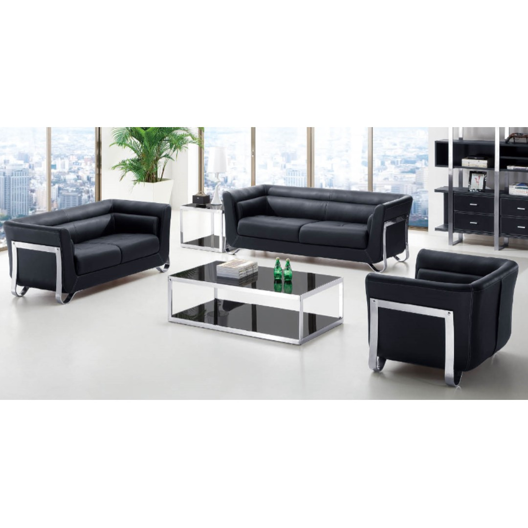 Office Sofa Sf 115 Furniture Sofas On Carousell