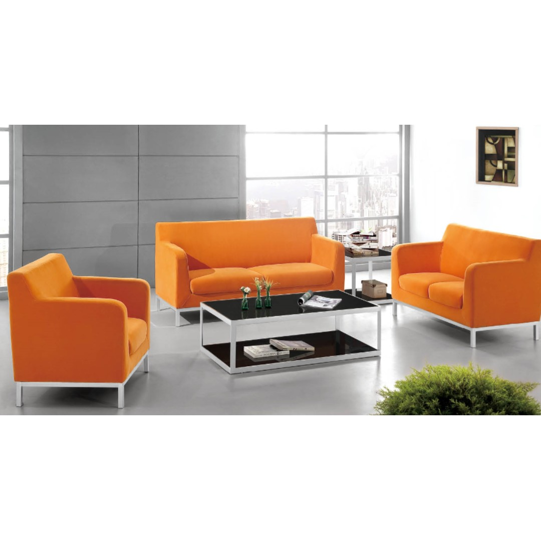 Office Sofa Sf 119 Furniture Sofas On Carousell