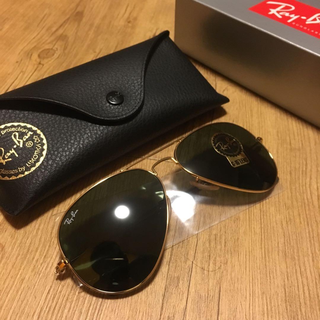 236e7fa083a Ray-Ban Aviator Large Metal RB3025 Sunglasses