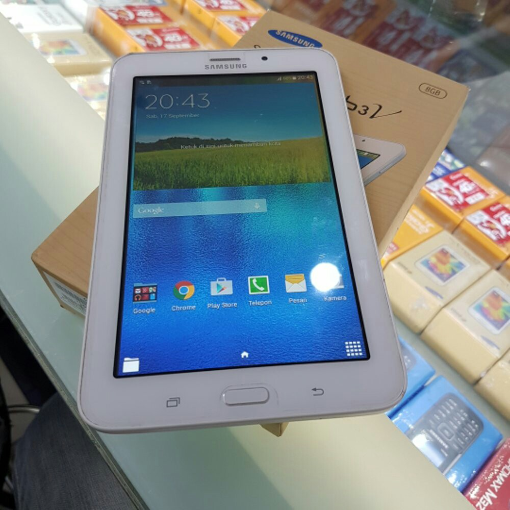 Samsung Galaxy Tab 3v Mobiles Tablets On Carousell Photo