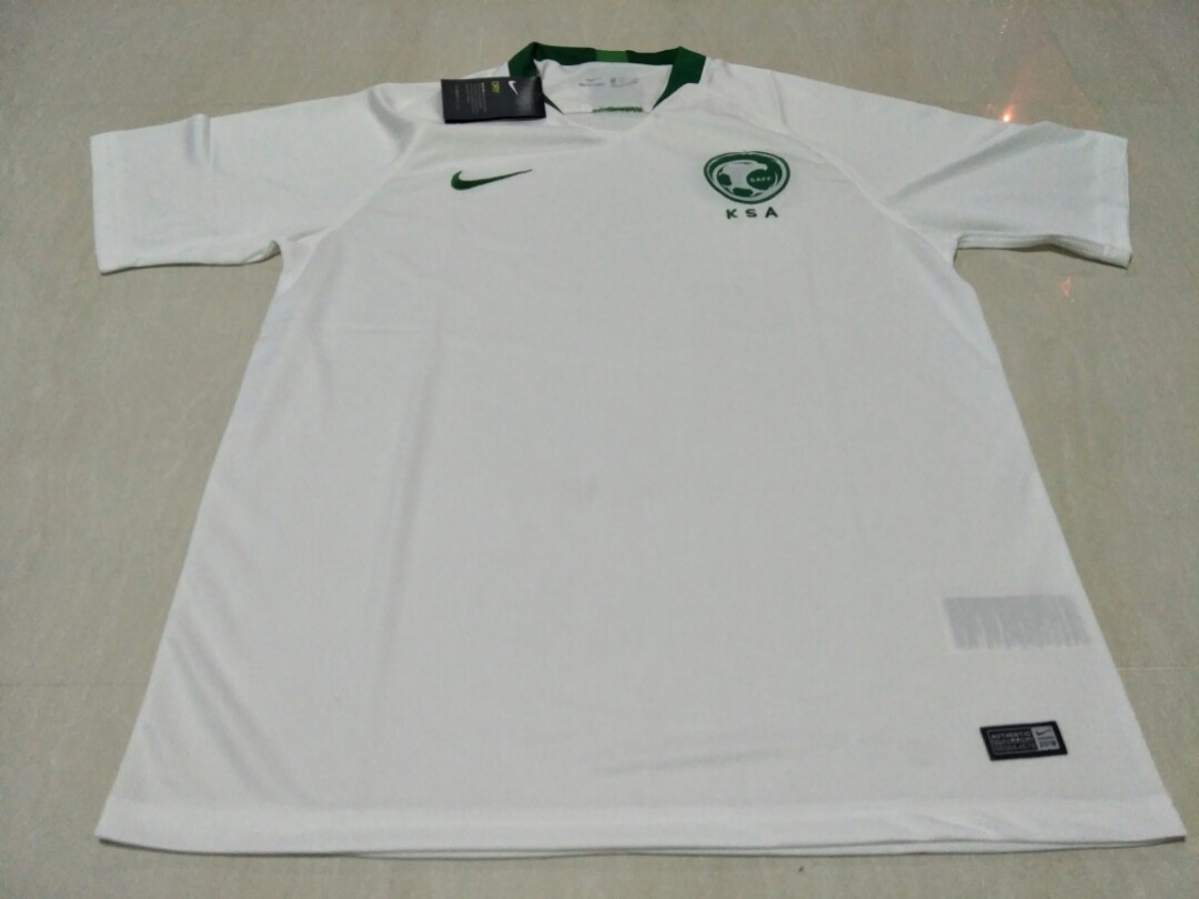 best website a2fe8 e2367 Saudi Arabia 2018 Home -World Cup Kit