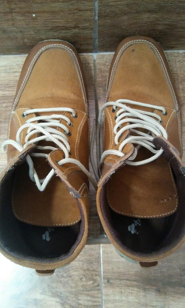 Sepatu boots Dr.Kevin 41769d1b7c