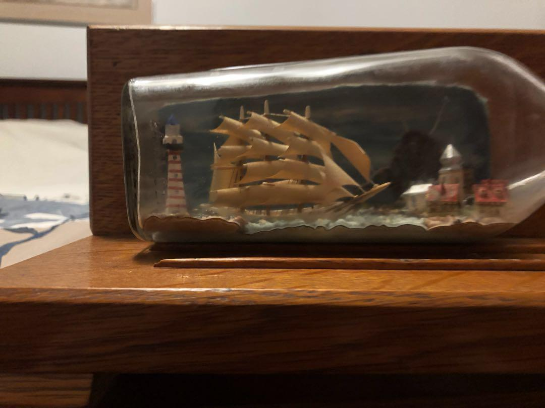 Ship & a Bottle