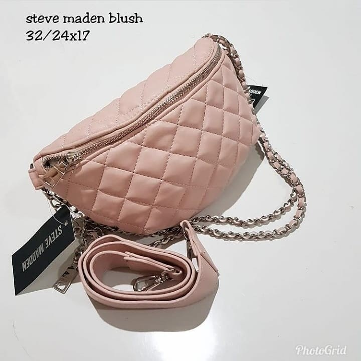 e541ca712ed Steve Madden Bmandie Belt Bag Two ways (crossbody and Belt bag ...