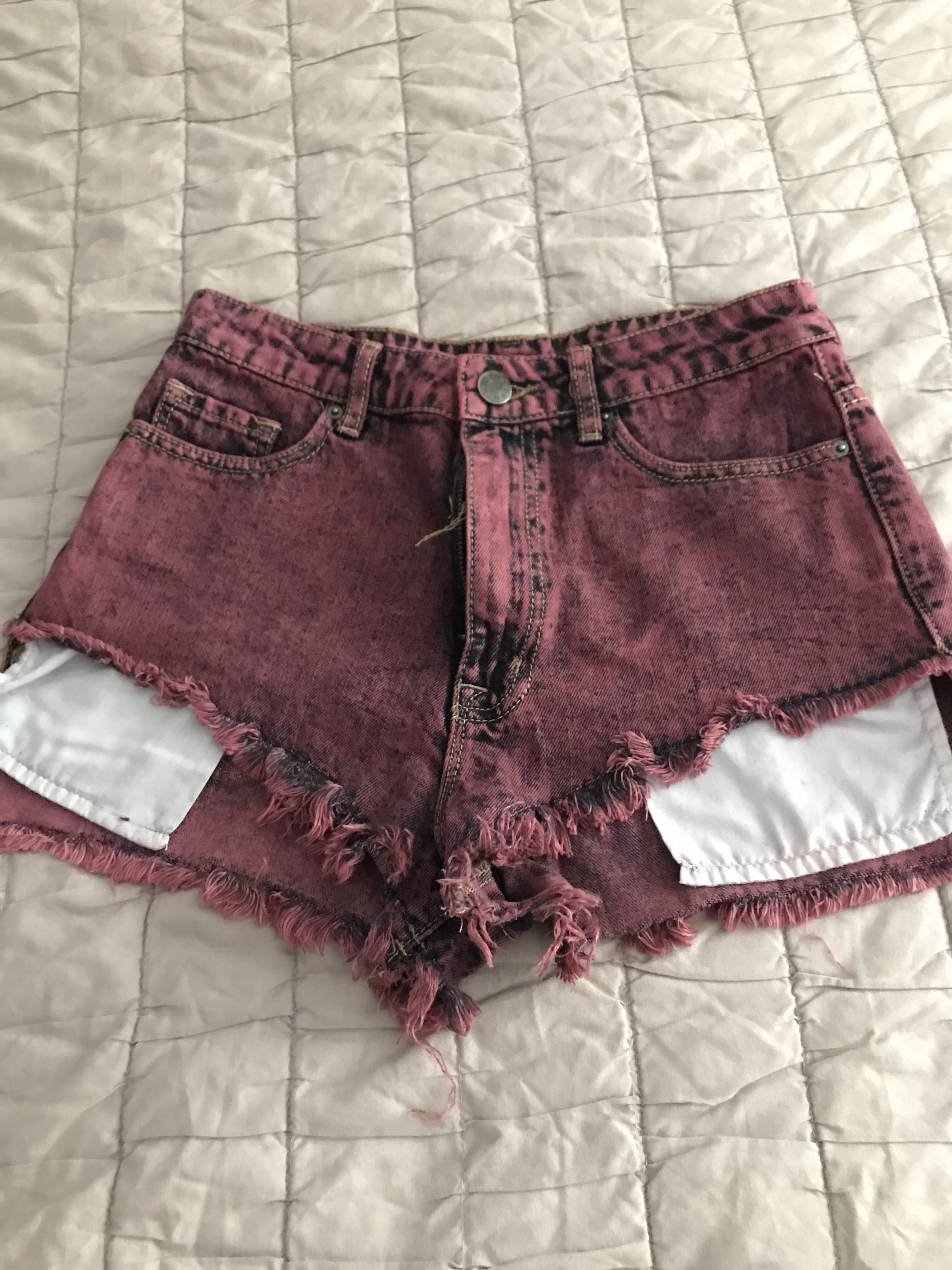 Urban Outfitters BDG High-waisted Shorts