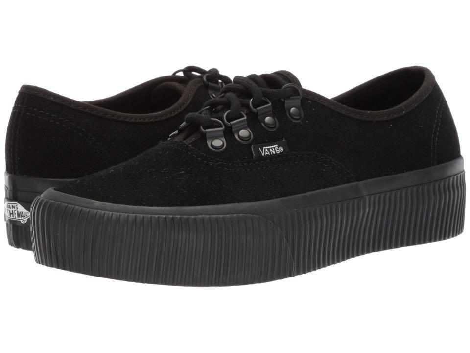 Vans Embossed Platform Shoe, Women's