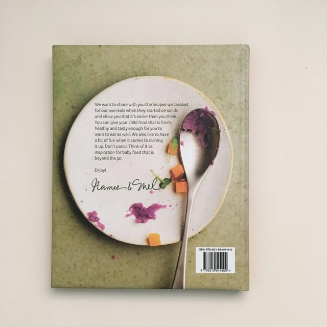 Whole natural baby food recipes hardcover book by namee j sunico whole natural baby food recipes hardcover book by namee j sunico and melanie p jimenez books books on carousell forumfinder Images