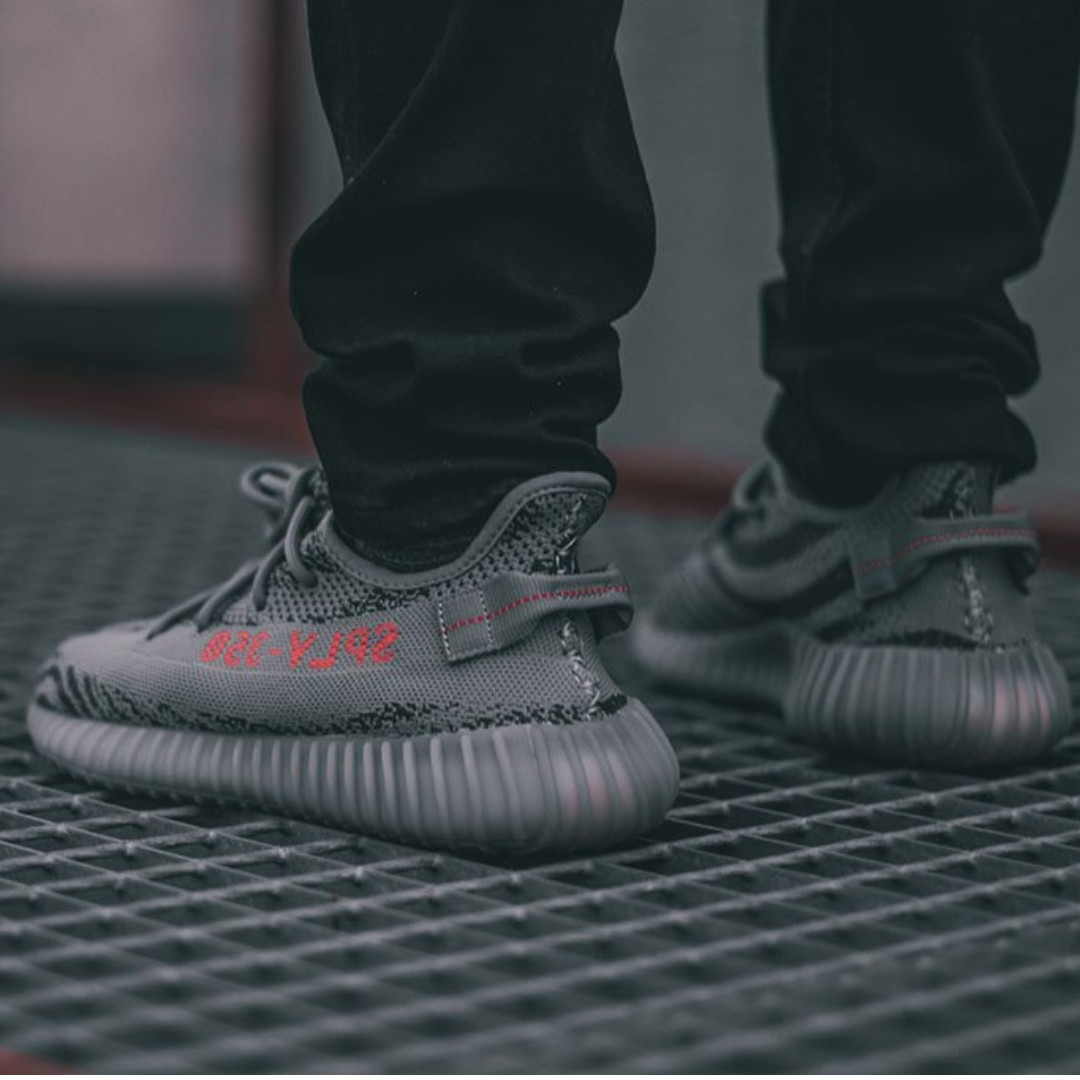 timeless design 839d1 94968 Yeezy 350 Boost V2 'Beluga 2.0', Men's Fashion, Footwear ...