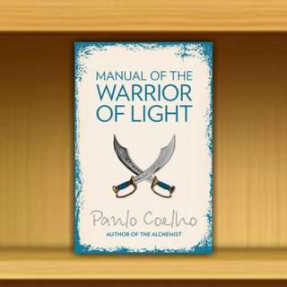 BN - Manual of The Warrior of Light By Paulo Coelho