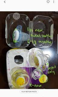 Avent Pacifier / soother