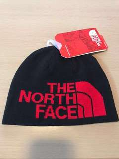 North face 冷帽 Knitted hat