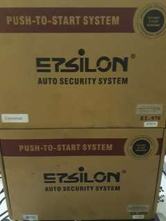 Espilon push to start SYSTEM