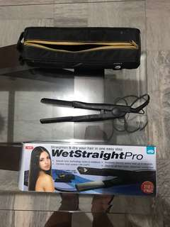 WetStraightPro (hair iron)