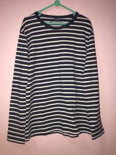 UNIQLO stripe sweater sweatshirt