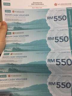 Room Cash Voucher