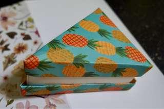 Origami cake box
