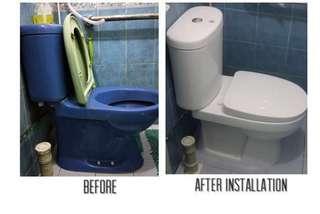 Toilet bow l Replacement