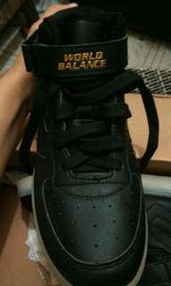 Freedom spark bk. World balance