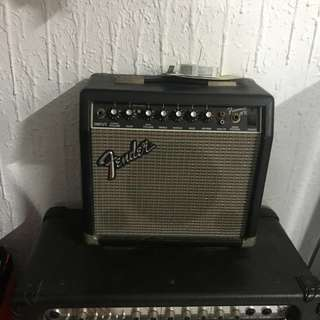 Fender Amplifier