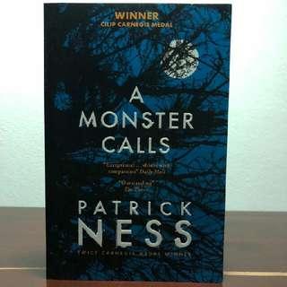 Brand New Book - A Monster Calls