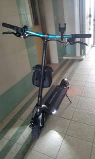 Dualtron MX 1.5 🛴🚲 (wts,wtt) whatsapp me (90363028) only if interested!! Cos my carousell got problem cannot reply back people