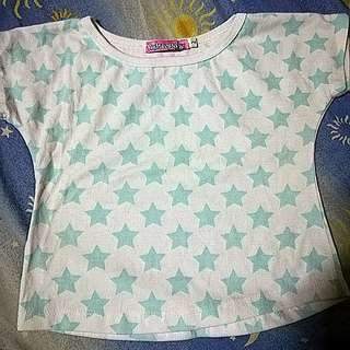 Star top 2-3t