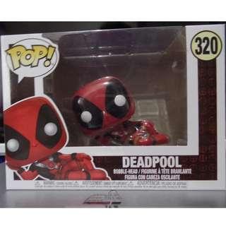 Funko Pop Deadpool (Sexy)