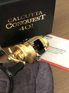 Shimano Calcutta Conquest 401 ( BNIB )